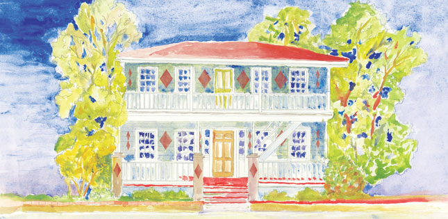 Can You Spot These 9 Decorated Dwellings in Charleston?
