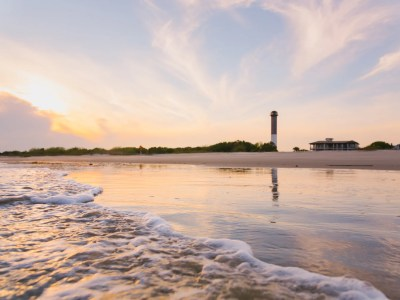 Charleston Beach Bucket List