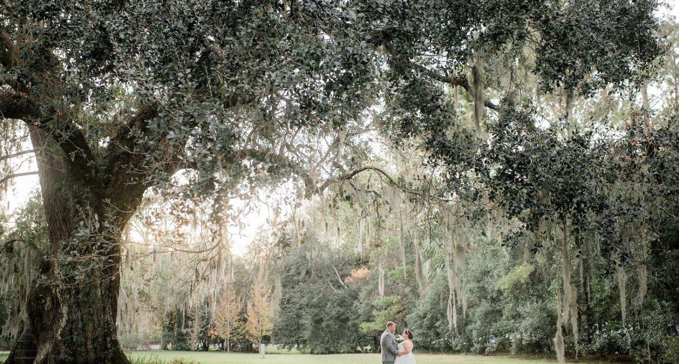 Magnolia Plantation & Gardens: Kimberly & Joseph