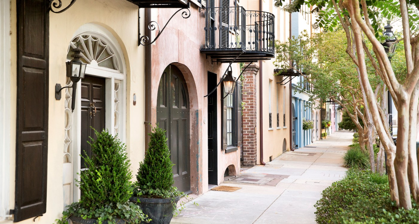 17 Signs You've Never Been to Charleston