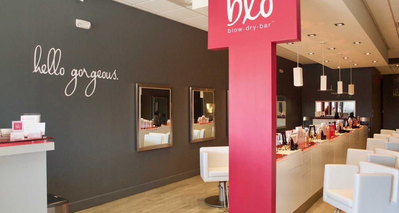 Explore Charleston BLO Blow Dry Bar