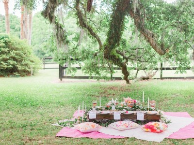 Boone Hall Plantation Bachelorette Inspiration