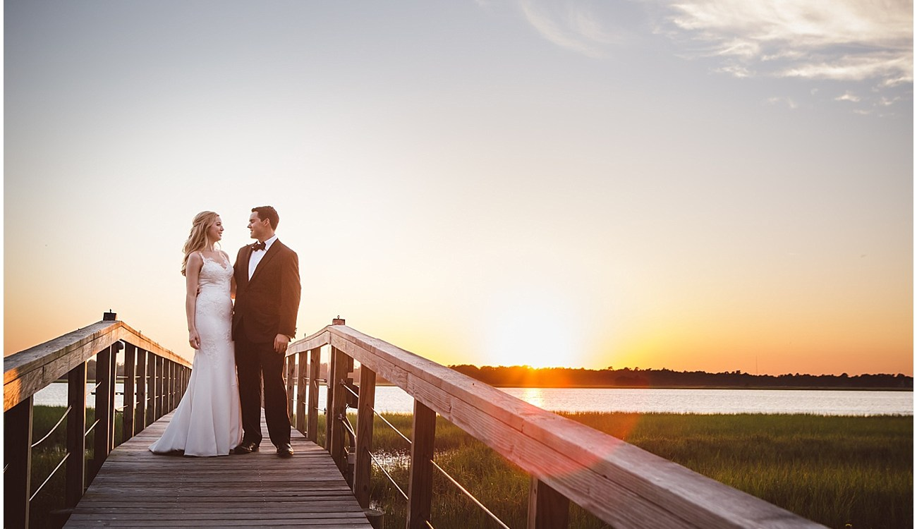 Courtney & Richard : Lowndes Grove Plantation