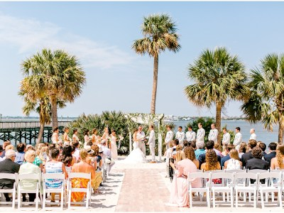 Sydney & Ned: Charleston Harbor Resort
