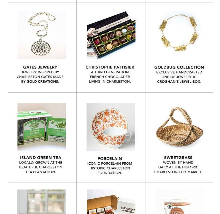 Charleston Artisanal Products