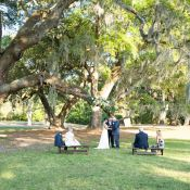 Tabatha + Terry: Wedded Bliss Under the Oaks