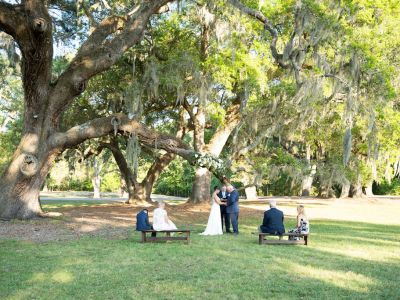 Tabatha + Terry: Wedded Bliss Under the Oaks