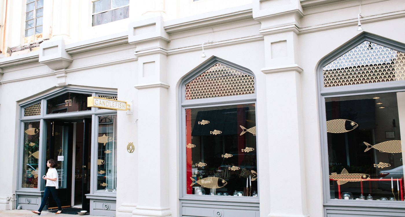 A Shopping Guide to Historic Charleston