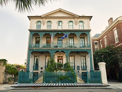 7 Historic Charleston Homes You Can Actually Sleep In