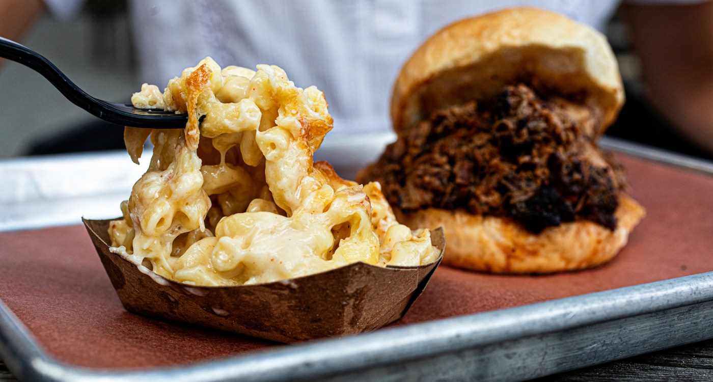 The Best Mac & Cheese in Charleston