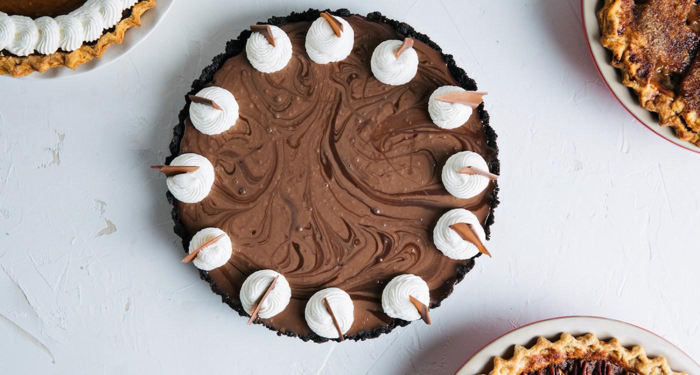 Mercantile_Chocolate Tart_ExploreCharleston