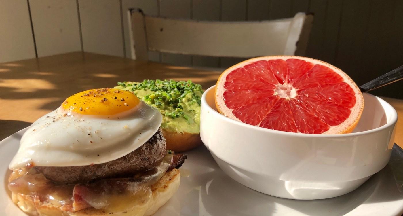 ParkCafe_Fried Egg Sandwich