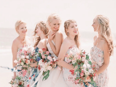 4 Bridesmaid Trends To Brighten Your Big Day