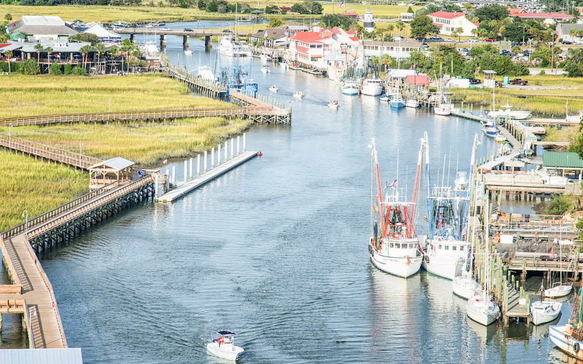 Where + Wear: Shem Creek
