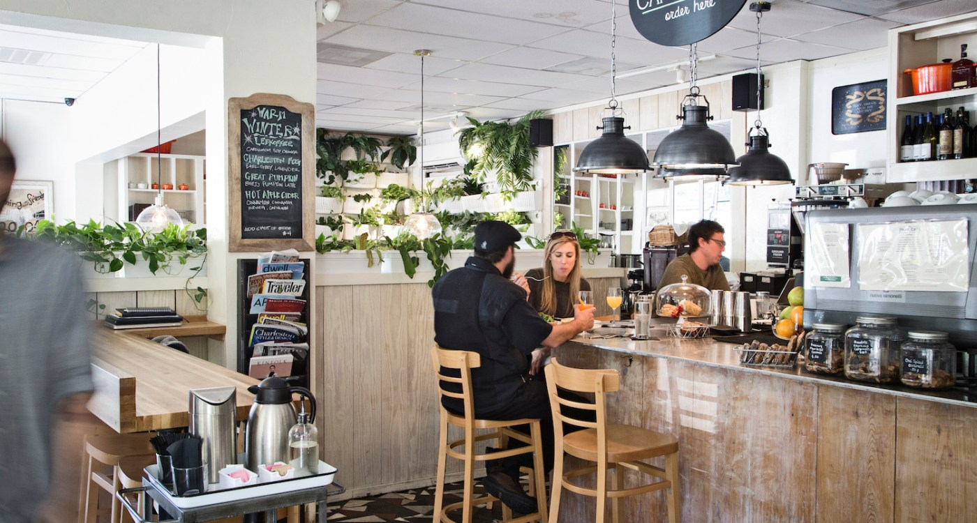 Healthy Eating Guide to Charleston