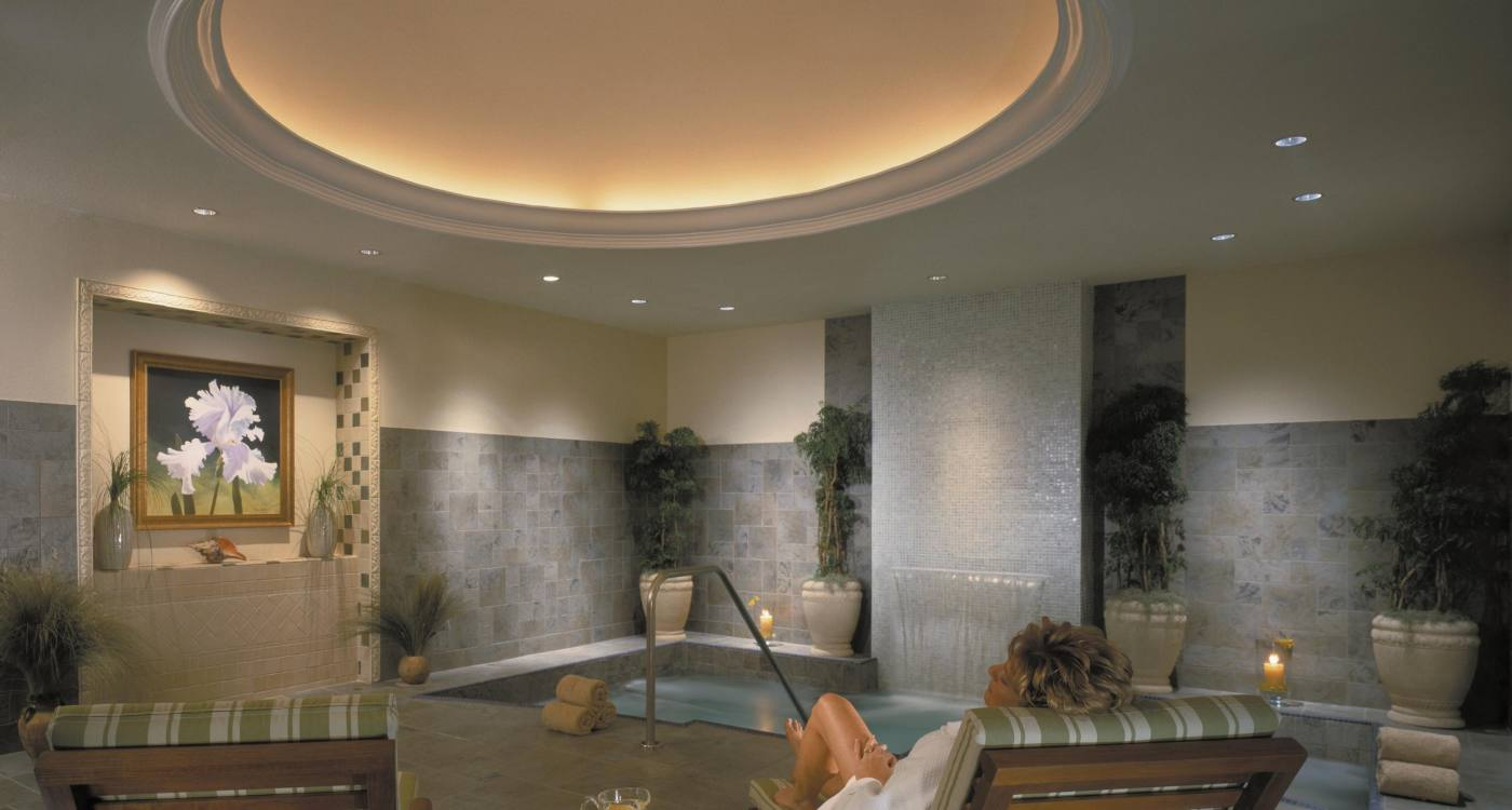 Kiawah Sanctuary Spa Whirlpool