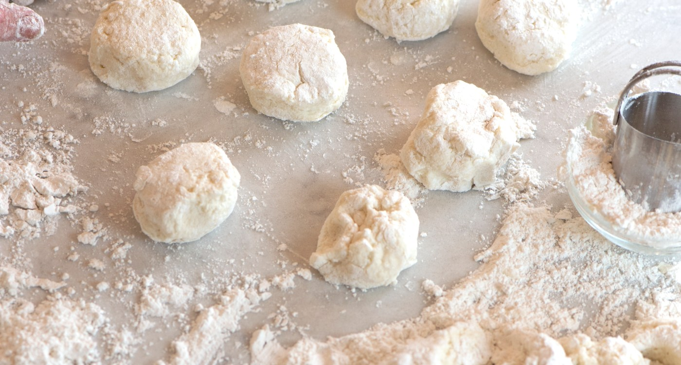 Stovetop Reveal: Callie's Classic Buttermilk Biscuits
