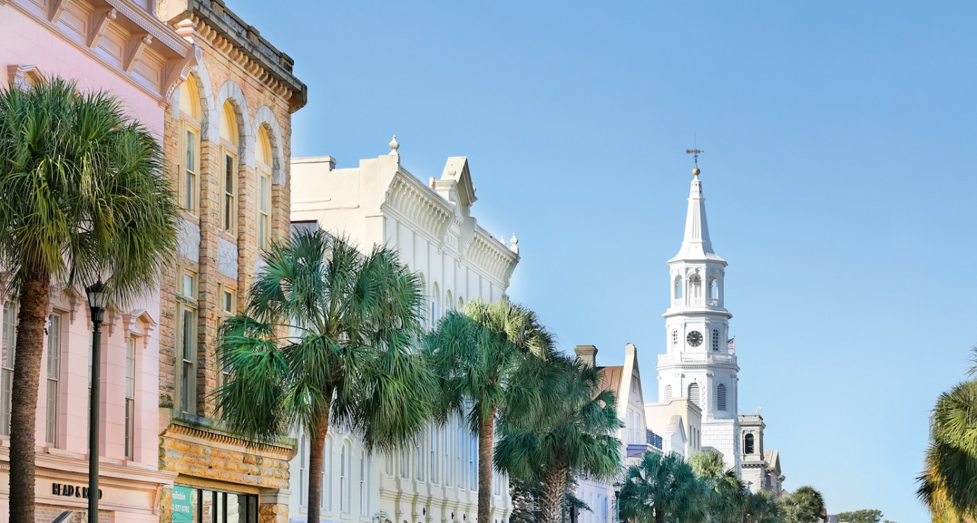 Guide To Getting Married in Charleston