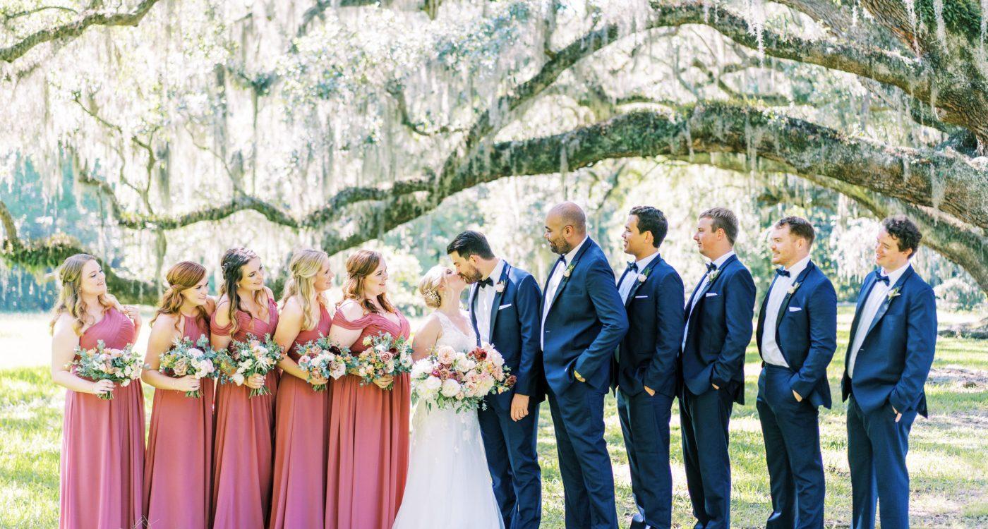 Kaitlyn & Will's Magnolia Wedding