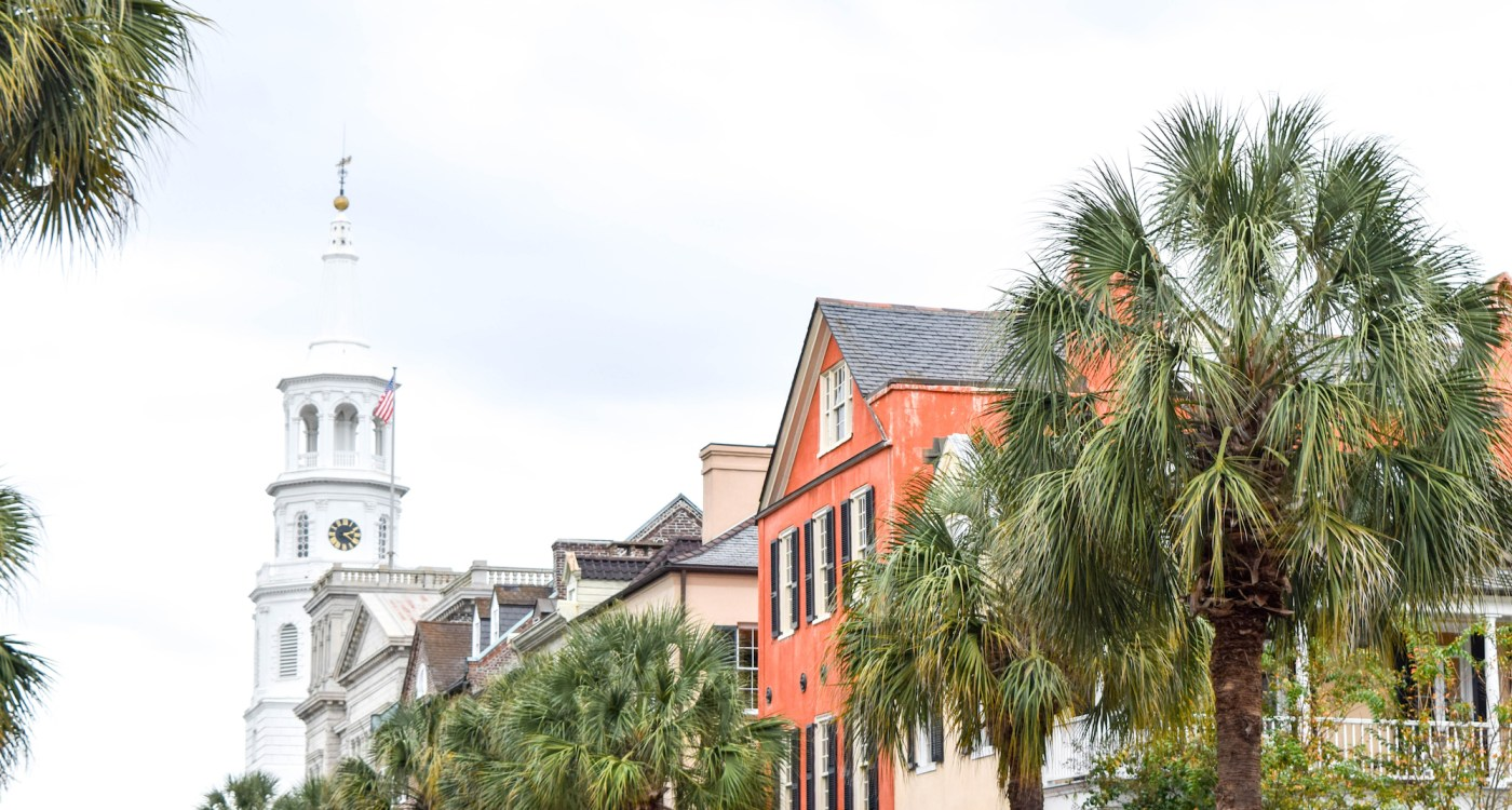 Why to Travel to Charleston this January