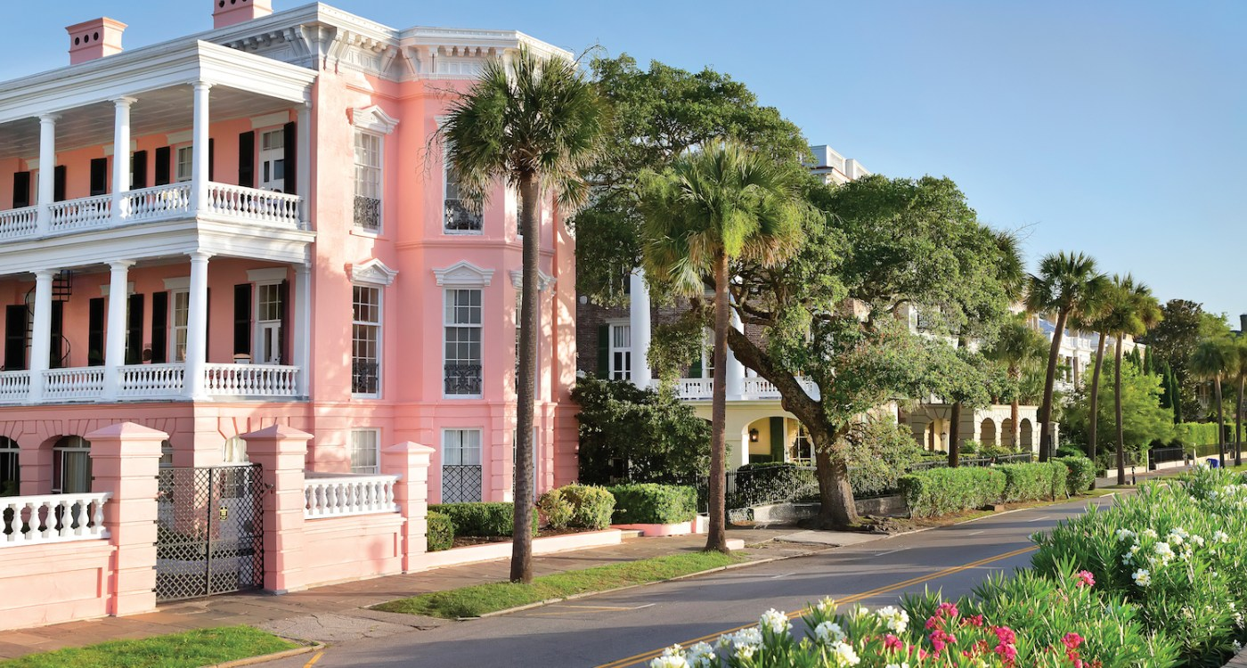Your #1 Favorite Thing to Do in Charleston Is…