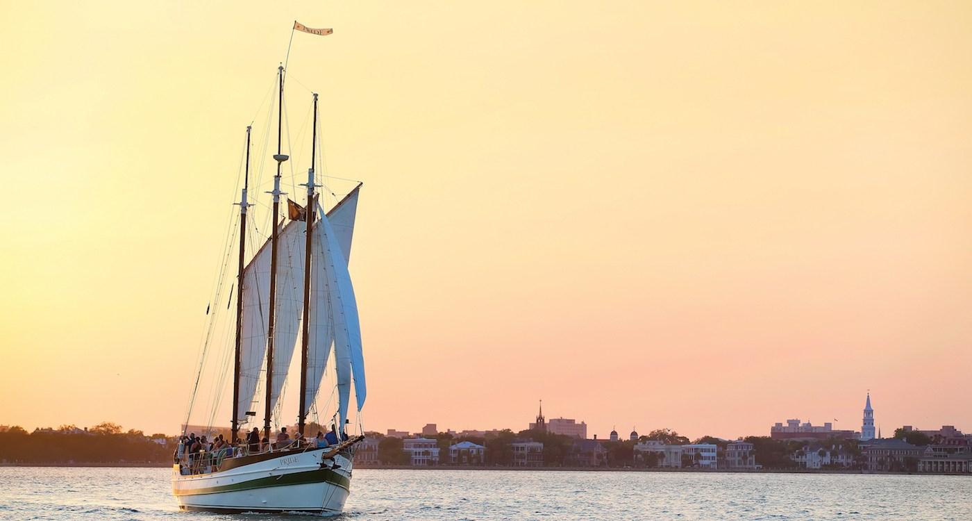 34 Ways to #ExploreCharleston on the Water
