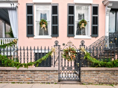 10 Reasons There's No Place Like Charleston for the Holidays
