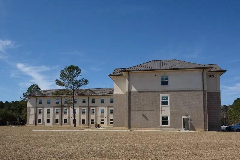 new residence hall