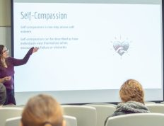 Erica McCance, CSU Counseling Services intern, talks about mental health for musicians