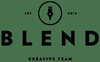 Blend Creative Team Logo