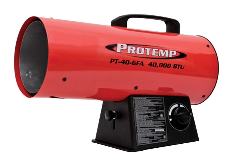 Protemp 1000 Sq Ft Propane Fan Portable Heater