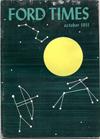 Ford Times   October 1951   Charley Harper Prints   For Sale