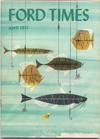 Ford Times   1951 Mar-Apr   Charley Harper Prints   For Sale