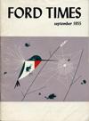 Ford Times   September 1955   Charley Harper Prints   For Sale