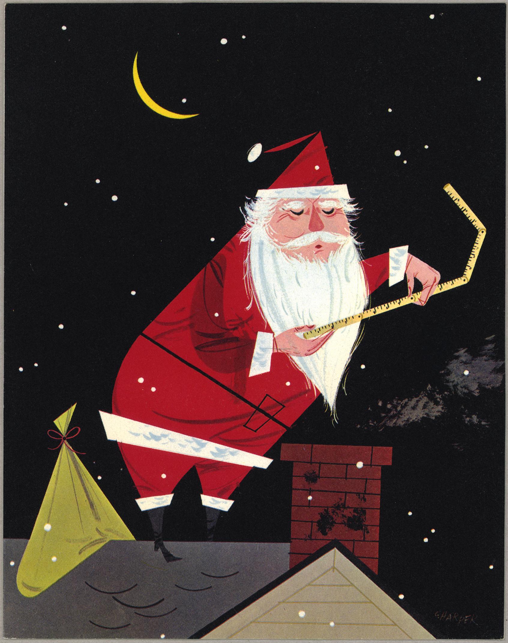 Celebrating Christmas | The Charley Harper Gallery