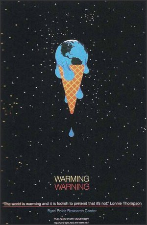 Global Warming 300x459   Charley Harper Prints   For Sale