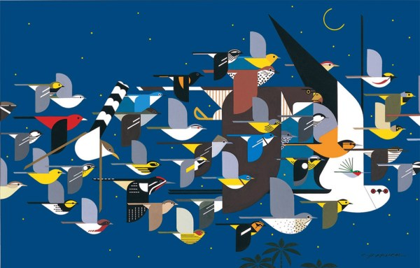 Mystery of the Missing Migrants   Charley Harper Prints