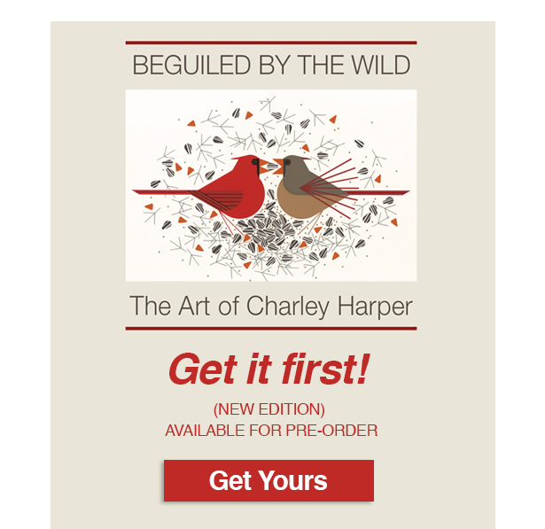 Beguiled by The Wild - New Edition | Charley Harper Prints