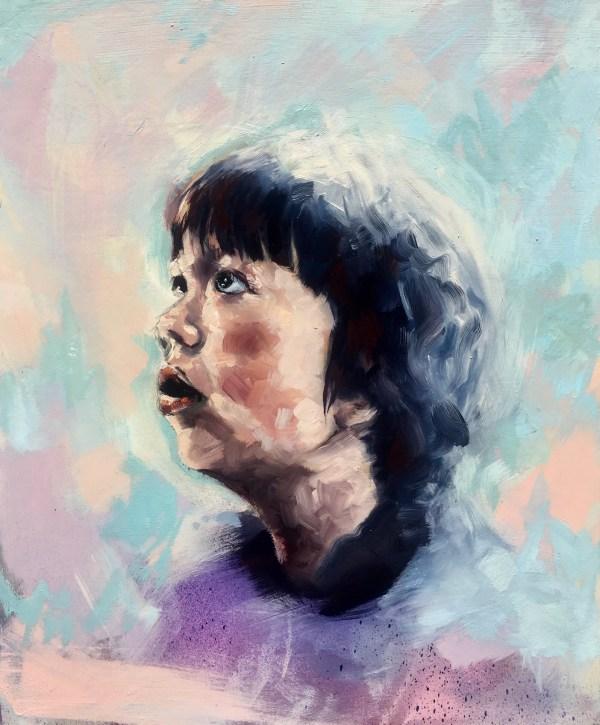 Portrait commsion 'Lucas'