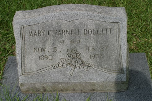 Mary Parnell Doggett