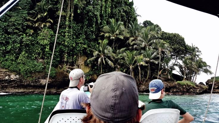 Bird Island, Boca del Toro