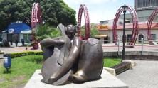 Lots of public contemporary art