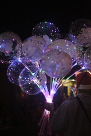 Light balloons for sale!