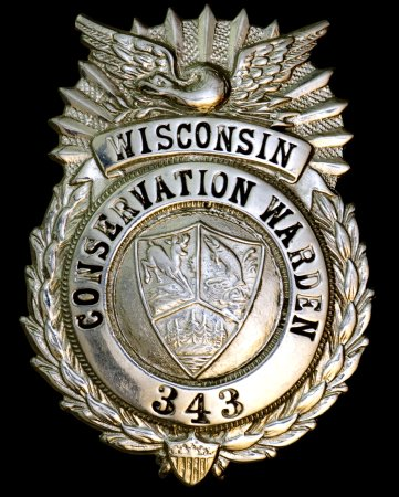 Wisconsin Game Warden Invoked a Scare in Charlie