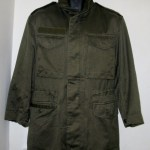 austrian field jacket