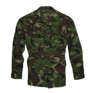 soldier 95 woodland dpm combat shirt