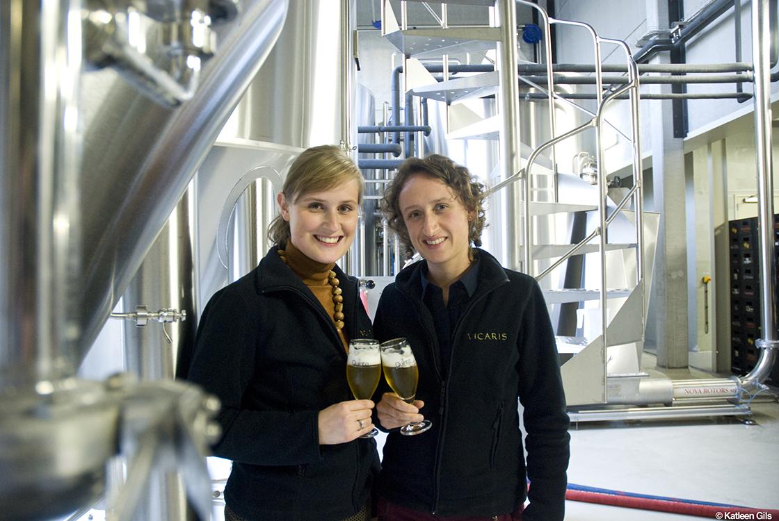 Bier brouwen, nu ook voor vrouwen