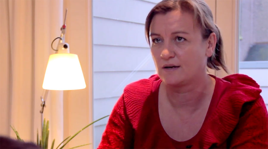 Saskia Van Nieuwenhove droomt van een menselijker zorgsysteem