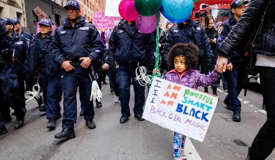 Wat we kunnen leren van de Women's March