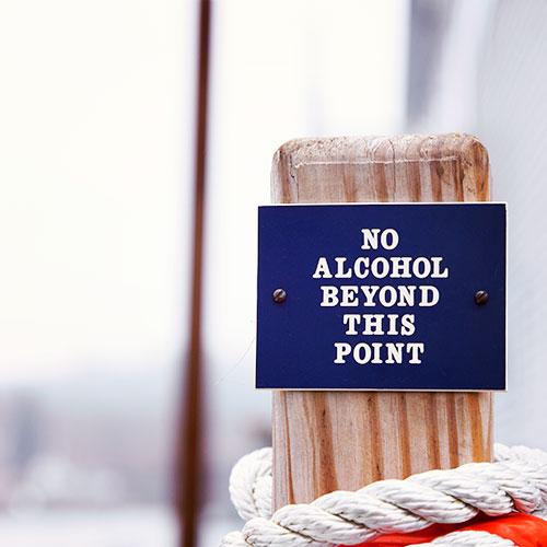 """""""Ik wil testen hoe leuk ik mezelf en mijn vrienden vind zonder alcohol"""""""